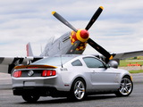 Mustang AV-X10 Dearborn Doll 2009 wallpapers