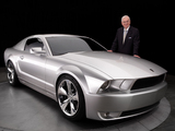 Mustang Iacocca 45th Anniversary Edition 2009 wallpapers