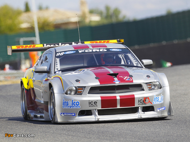 Mustang GT3 2010 images (640 x 480)