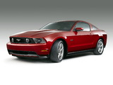 Mustang 5.0 GT 2010–12 images