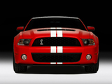 Shelby GT500 SVT 2010–12 photos