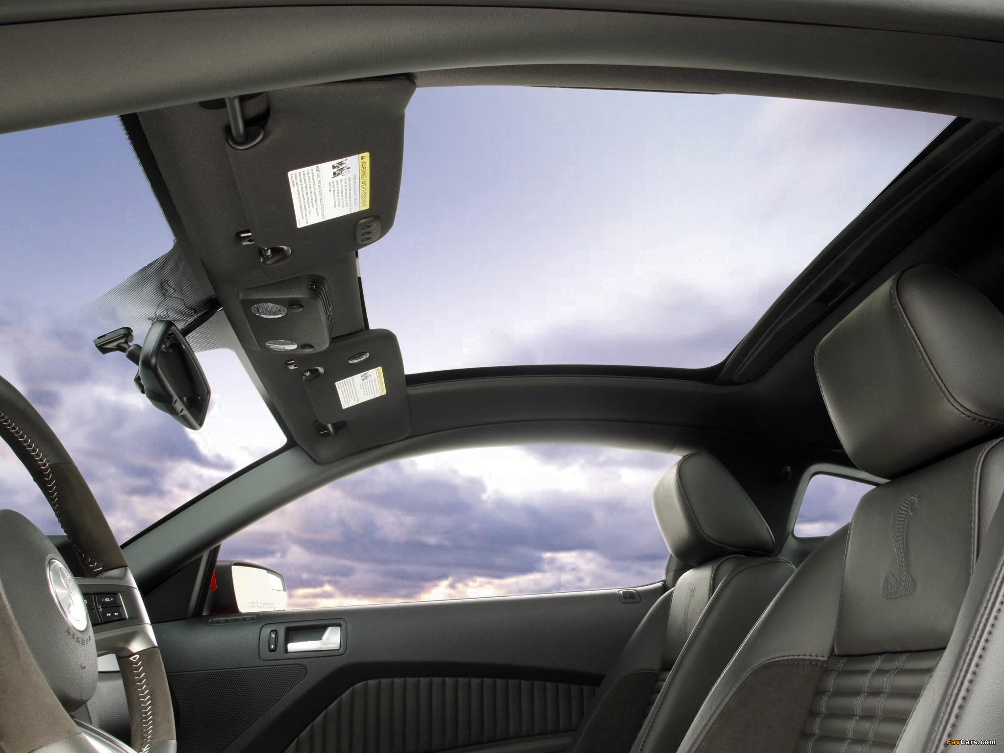 Shelby GT500 SVT 2010–12 photos (2048 x 1536)