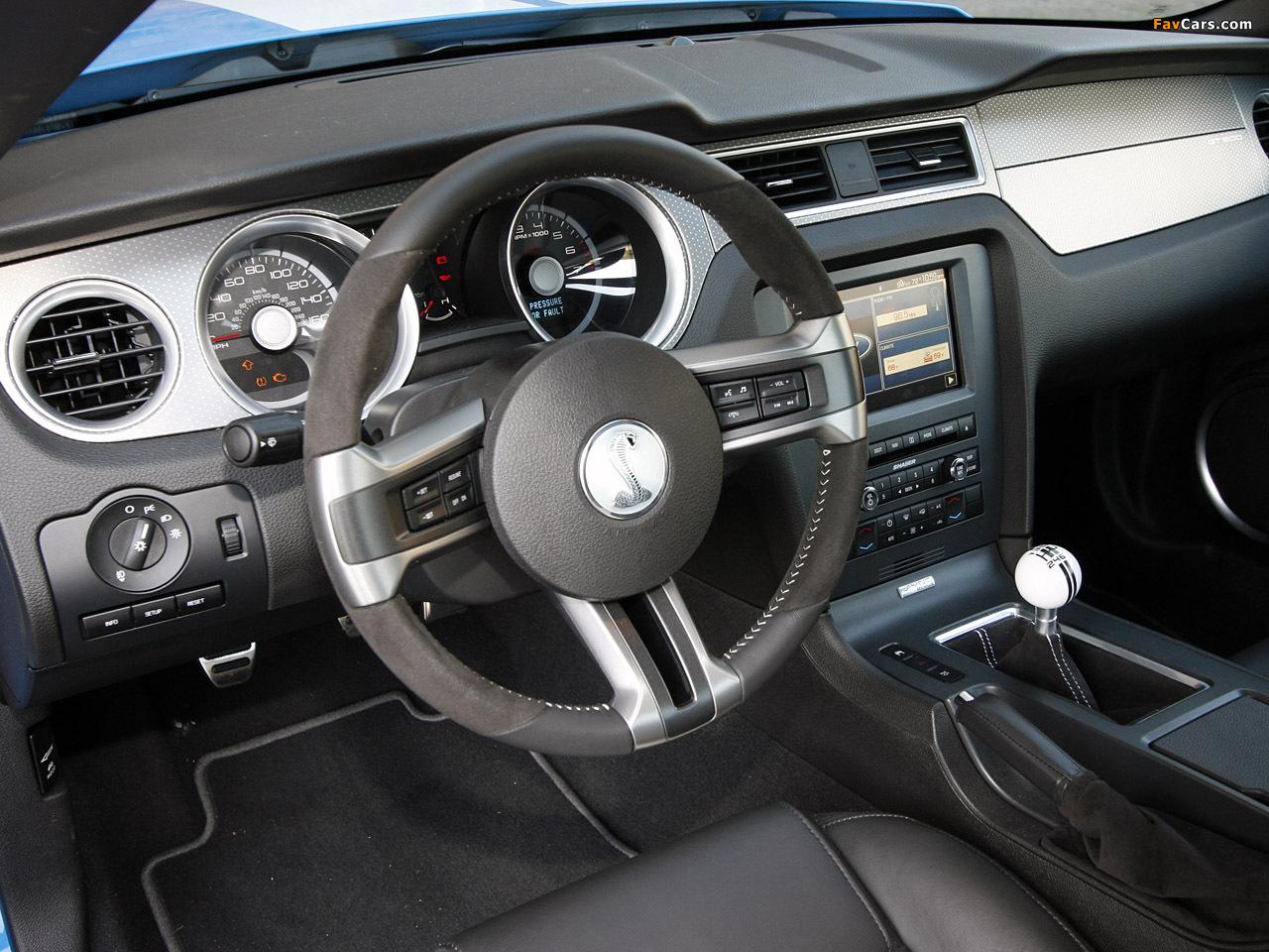 Geiger Shelby GT500 2010 photos (1280 x 960)