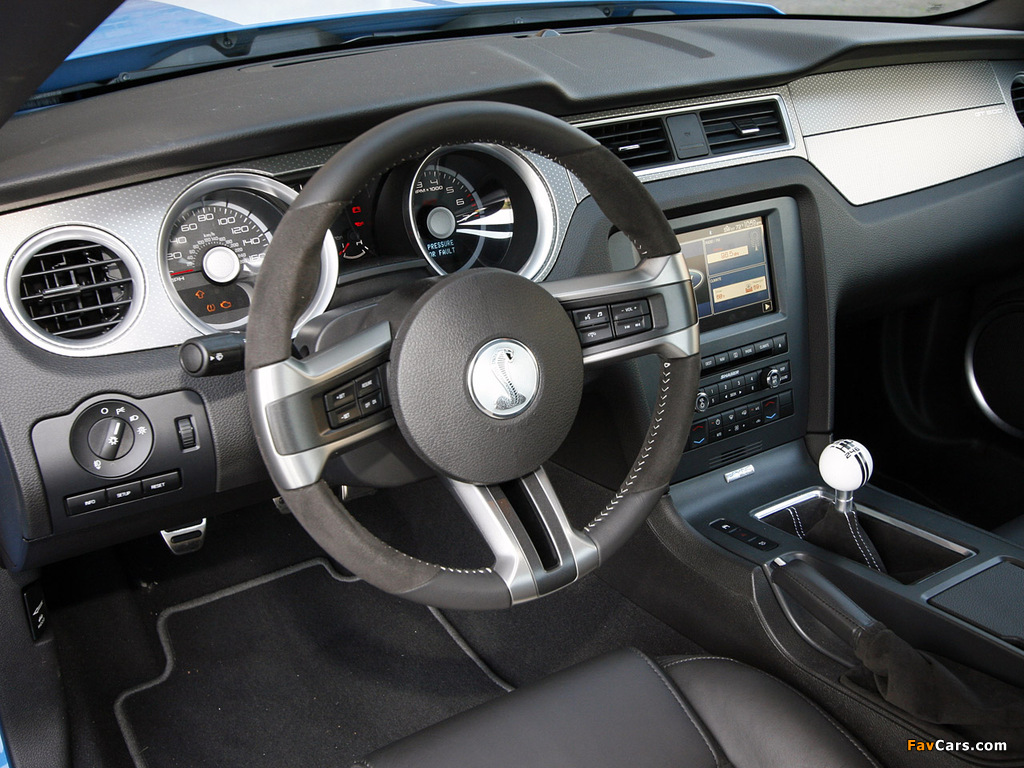 Geiger Shelby GT500 2010 photos (1024 x 768)