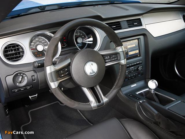 Geiger Shelby GT500 2010 photos (640 x 480)