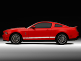 Shelby GT500 SVT 2010–12 pictures