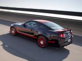 Mustang Boss 302 Laguna Seca 2010 pictures