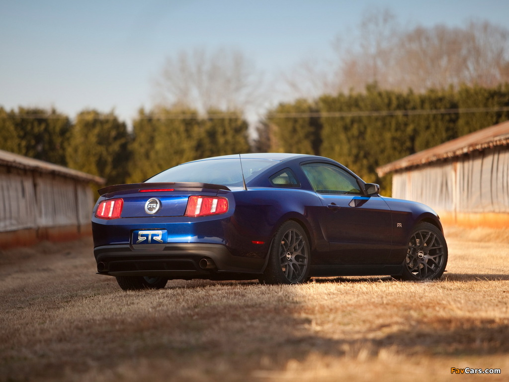 Mustang RTR Package 2010–11 pictures (1024 x 768)
