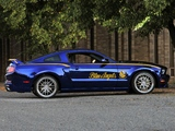 Mustang GT Blue Angels 2011 images