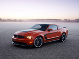 Mustang Boss 302 2011–12 images