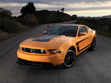 Mustang Boss 302 2011–12 photos