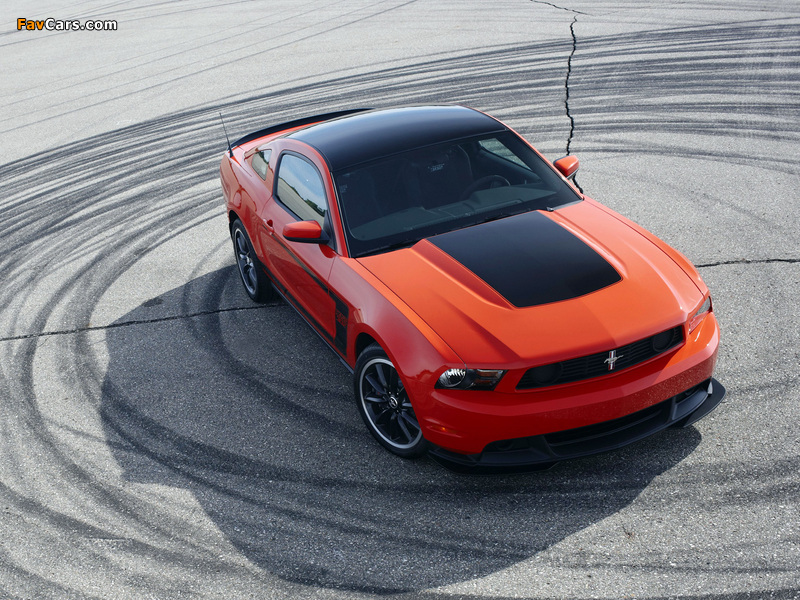 Mustang Boss 302 2011–12 pictures (800 x 600)