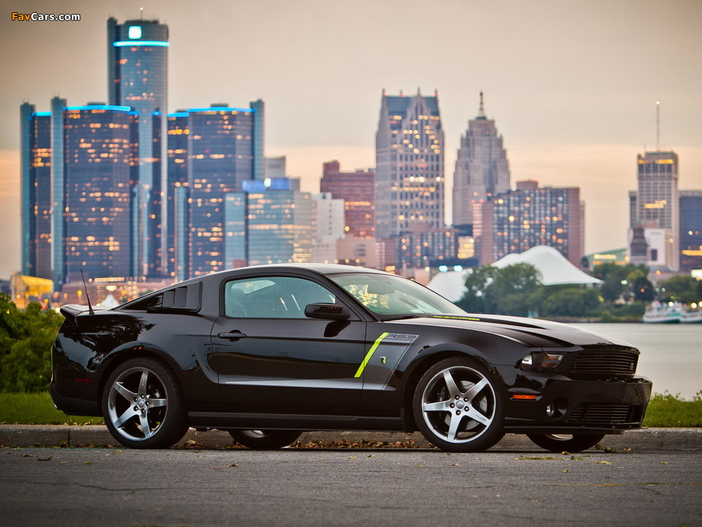 Roush Stage 3 2012 images (1024 x 768)