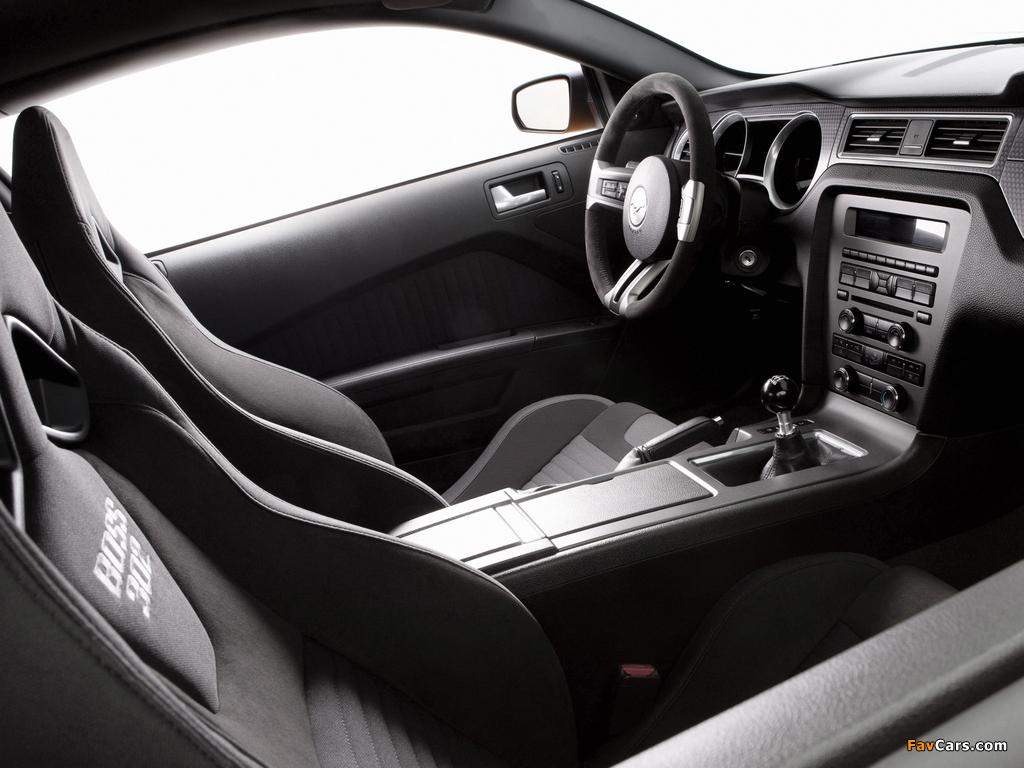 Mustang Boss 302 2012 images (1024 x 768)