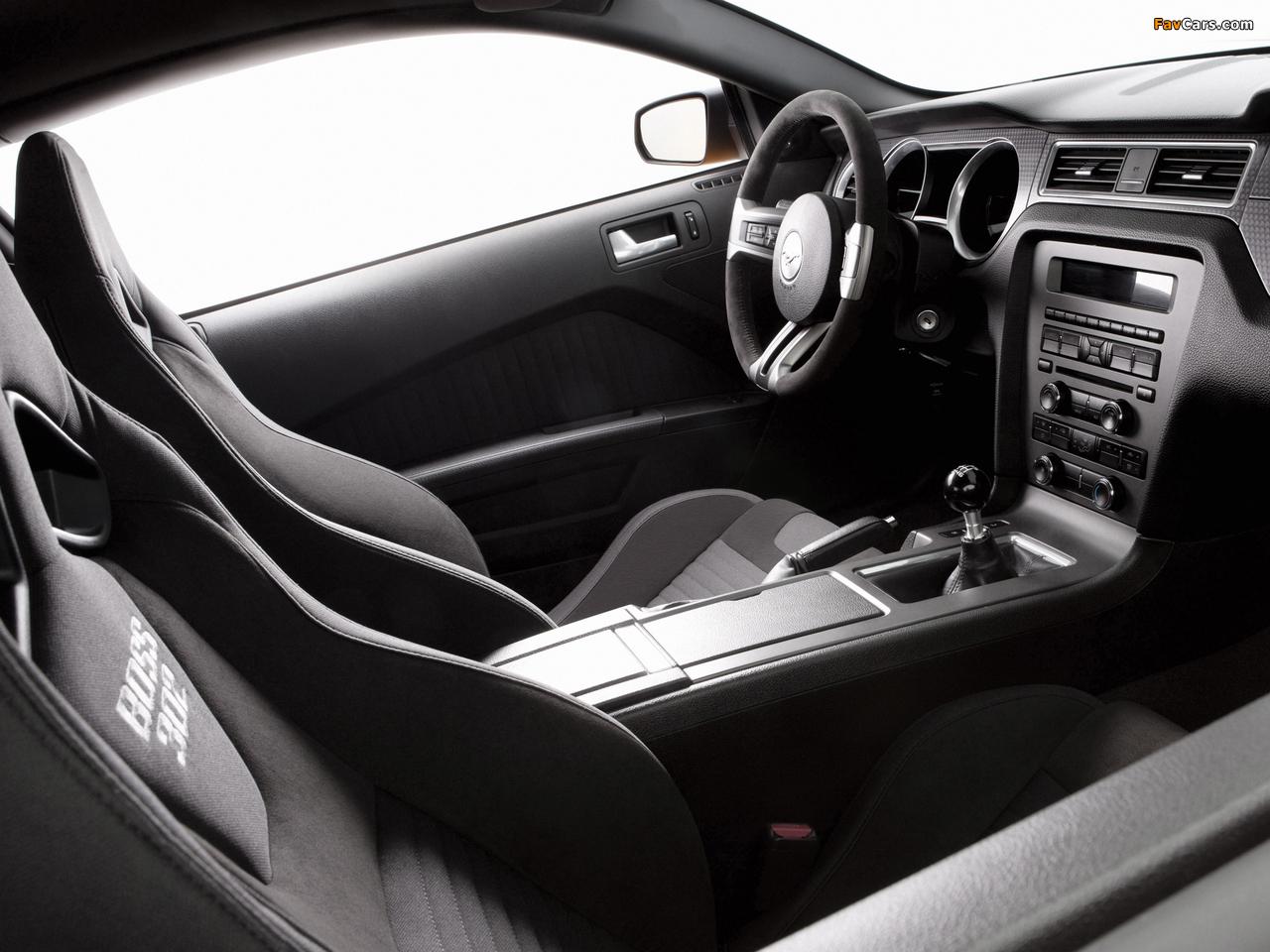 Mustang Boss 302 2012 images (1280 x 960)