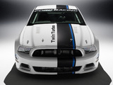 Ford Mustang Cobra Jet Twin-Turbo Concept 2012 images
