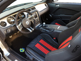 Mustang GT Red Tails 2012 images