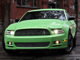Mustang V6 2012 photos