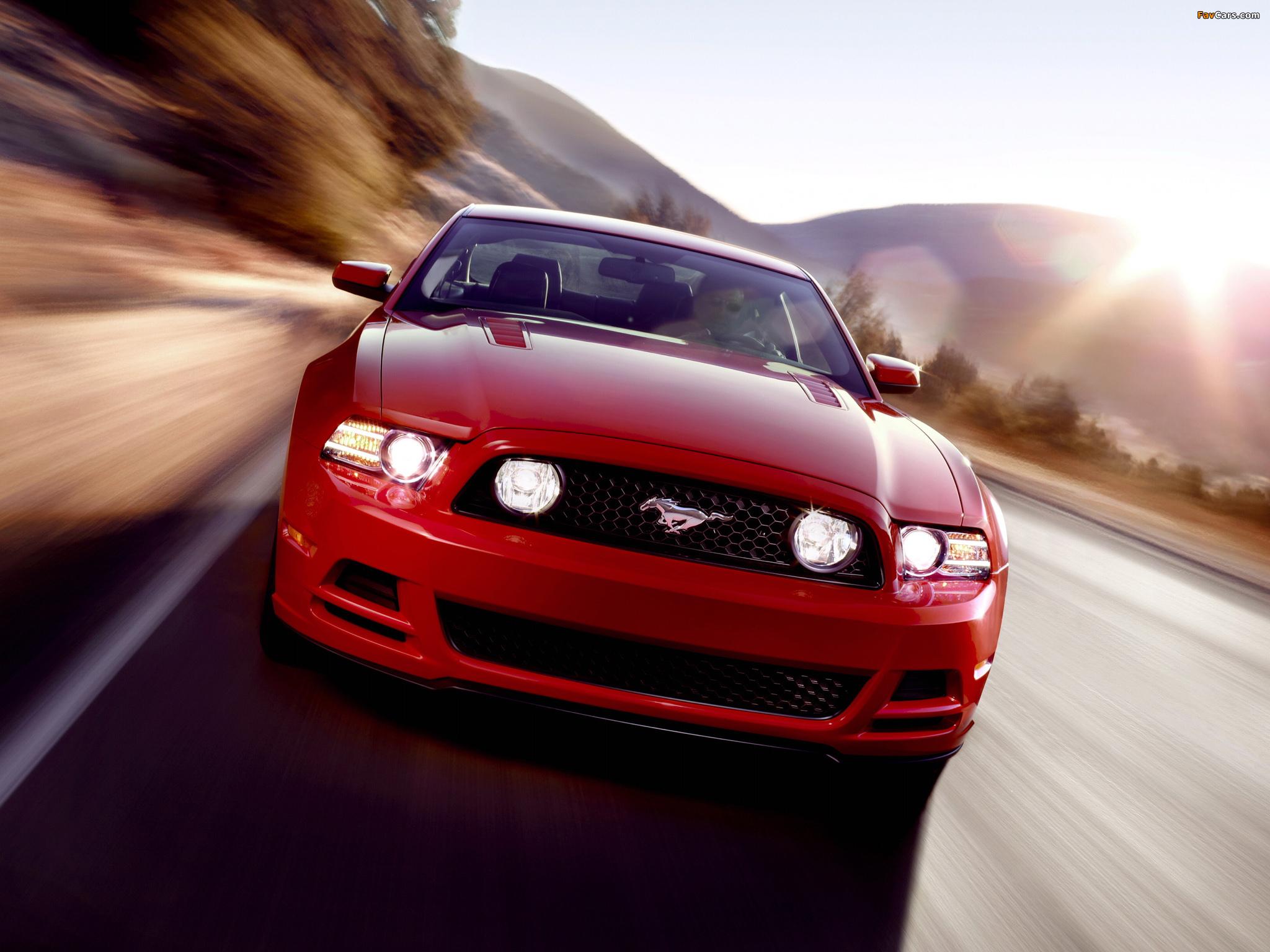 Mustang 5.0 GT 2012 photos (2048 x 1536)