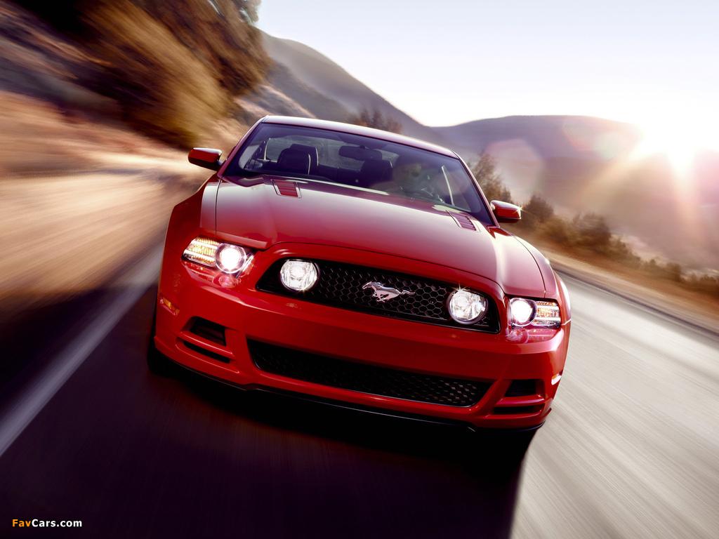 Mustang 5.0 GT 2012 photos (1024 x 768)