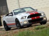 Shelby GT500 SVT Convertible 2012 photos