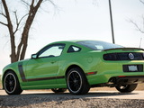 Ford Mustang Boss 302 2012–2014 pictures