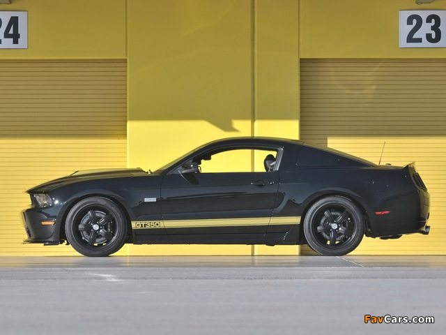 Original Mustang Shelby >> Shelby GT350 50th Anniversary 2012 pictures (640x480)
