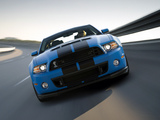 Shelby GT500 SVT 2012 wallpapers