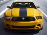 Mustang Boss 302 2012 wallpapers