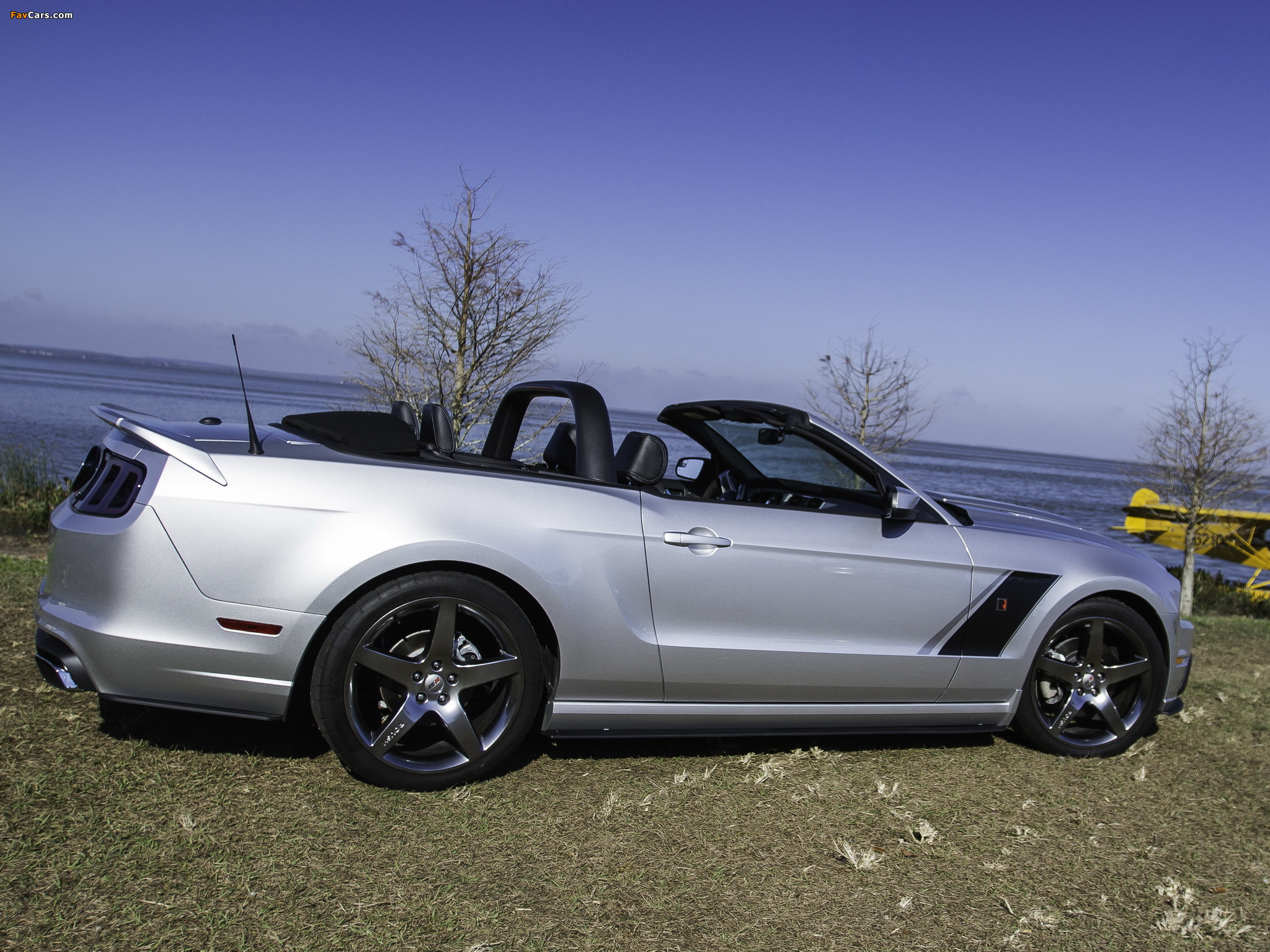 Roush Stage 3 Convertible 2013 photos (2048 x 1536)