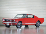 Images of Mustang GT Fastback 1966
