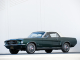 Images of Mustang Convertible 1967