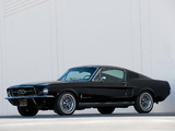 Images of Mustang Fastback 1967