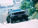 Images of Mustang Fastback GT390 Bullitt 1968