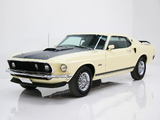 Images of Mustang GT Sportsroof 1969