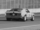 Images of Mustang Boss 302 Trans-Am Race Car 1970