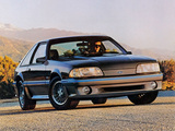 Images of Mustang GT 5.0 1987–93
