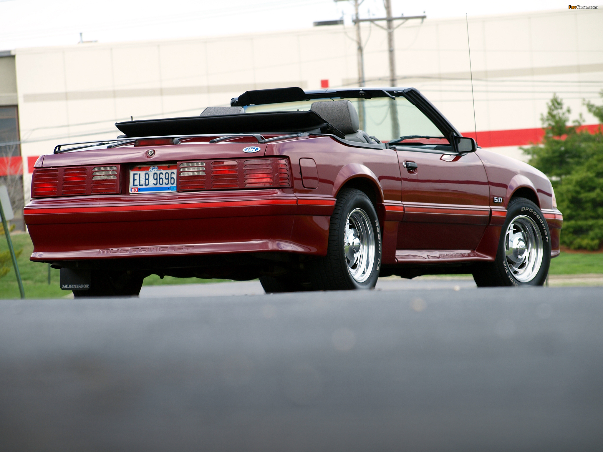 images of mustang gt 5 0 convertible 1987 93 2048x1536. Black Bedroom Furniture Sets. Home Design Ideas
