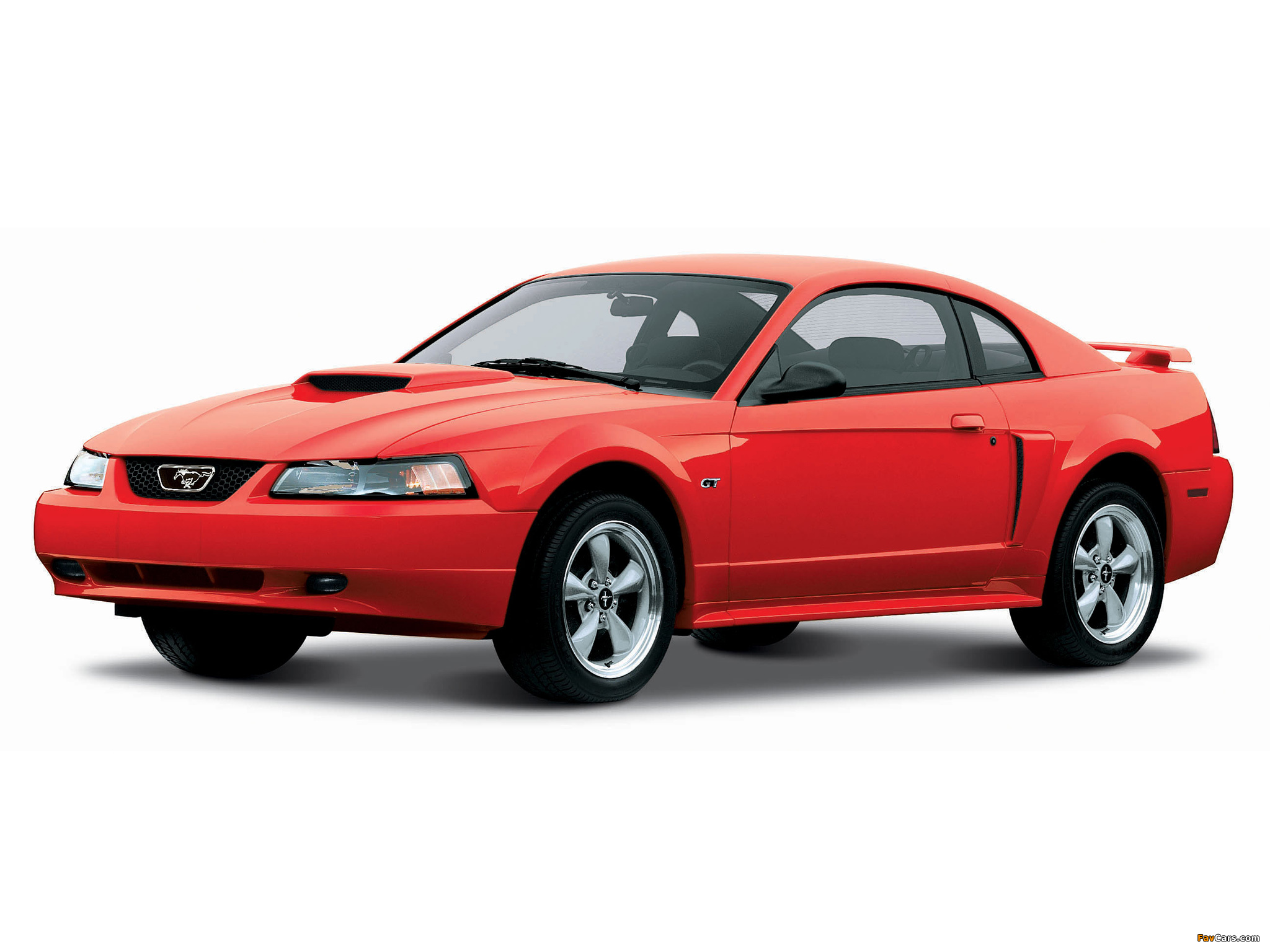 Images of Mustang GT Coupe 1998–2004 (2048 x 1536)