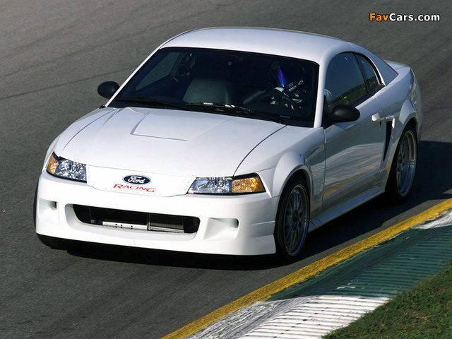 Images of Mustang FR500 1999 (640 x 480)
