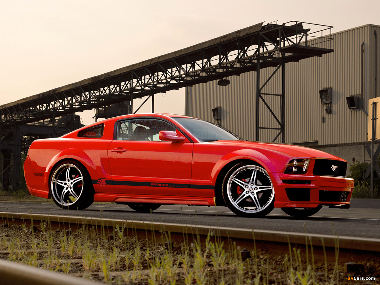 Images of Prior-Design Mustang 2009 (1280 x 960)
