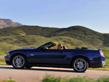 Images of Mustang GT Convertible 2009–12