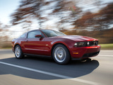 Images of Mustang GT 2009–10