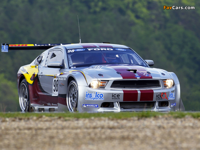 Images of Mustang GT3 2010 (640 x 480)