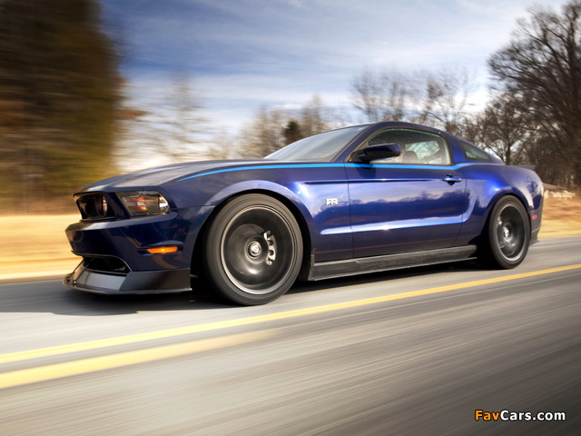 Images of Mustang RTR Package 2010–11 (640 x 480)