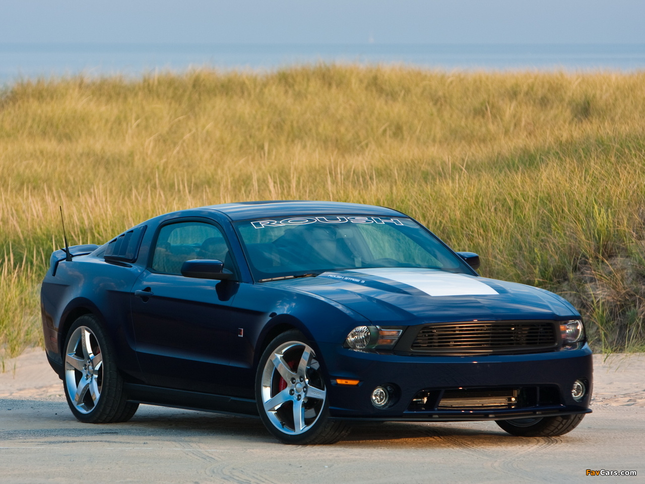 Roush Stage 3 >> Images of Roush Stage 3 2010 (1280x960)