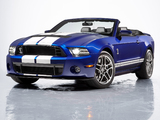 Images of Shelby GT500 SVT Convertible 2012