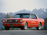 Photos of Mustang GT Coupe 1966