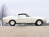 Photos of Mustang Lightweight 428/335 HP Tasca Car 1967