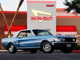 Photos of Mustang GT California Special 1968